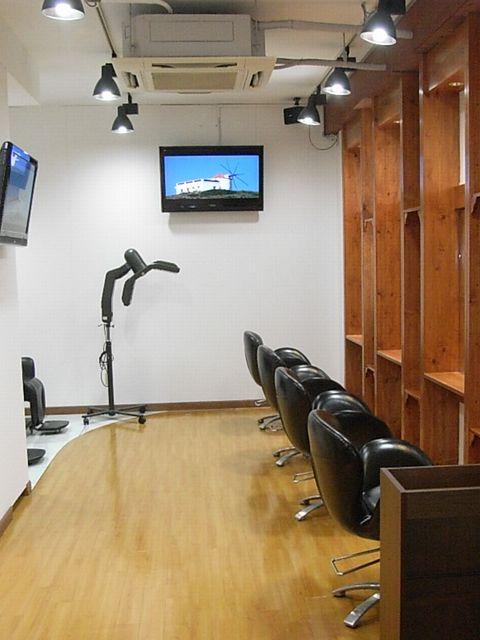 福岡県福岡市 エンパニ(エンジェルパニック)美容室
