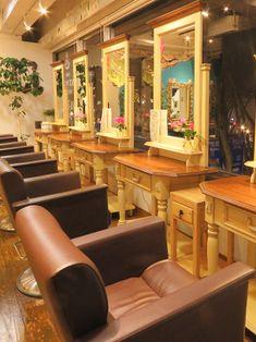トップハット (top hat) 宮城県仙台市のエンジェルパニック美容室