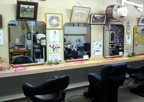 美容室バックボーン 千葉県香取市 髪を傷めない縮毛矯正